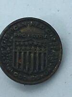 Vintage American Red Cross Pin