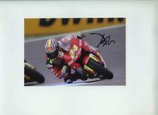 Toni Elias Gresini Honda Moto GP Ganador GP 2006 Firmado fotografía 1 Portugal