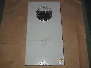 New Brooks Circuit Breaker Electric Meter Enclosure Panel Box