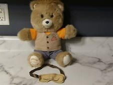 Interactive 2017 Teddy Ruxpin Official Return of the Storytime and Magical Bear