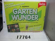Wunderlich Gartenwunder Geogitter Kunststoff Netz Zaun 6x3m #17764