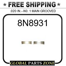 8N8931 - .020 IN.--N0. 1 MAIN GROOVED 0 for Caterpillar (CAT)