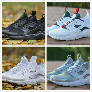 New Men Air Sport Run Huarache Shoes Sneakers Athletic Shoes Size UK