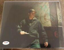 Matt Damon Signed Autographed 8x10 Photo The Talented Mr Ripley Psa/Dna