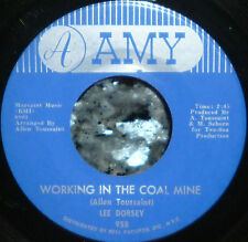"* * LEE DORSEY's 1966 HIT ""WORKING IN THE COAL MINE"" CLEAN VG+/M- GEM NAWLINS 45"