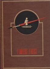 L'Univers d'Hergé tome 4. Le Journal Tintin. Rombaldi 1987. NEUF