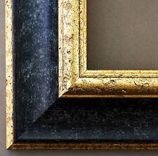 Cadre d'image cadre CADRE PHOTO ANCIEN BAROQUE VINTAGE Acta NOIR OR 6,6