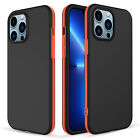 For iPhone 13,13 Pro Max Shockproof Full Body Hard Case / Glass Screen Protector