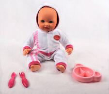 Babypuppe Puppe Kinder-Spielpuppe Princess Coralie Spielzeug Puppe Schmuseschatz