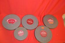 Mary Kay Cosmetics Vintage 8mm Movie Film Reels 1977 - 1981