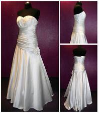 Markenlose Brautkleider aus Polyester mit A-Linie