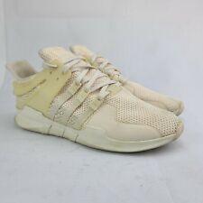 Adidas EQT Support ADV Cream Snakeskin Mens Shoe Size 13 White Running Sneaker