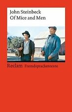 Of Mice and Men: (Fremdsprachentexte) von Steinbeck, John   Buch   Zustand gut
