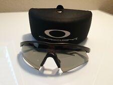Oakley M Frame Gen 2 Matte Black Sunglasses - Black IR Sweep - VERY NICE