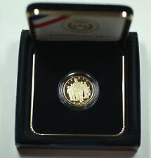 2011-W United States Army Commemorative $5 Gold Proof Coin w/ Box COA