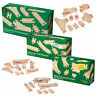 BRIO Wooden Railway Train Track Expansion Packs inc 3 Sets with 38 Pieces
