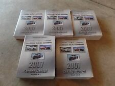 2007 Chrysler 300 Dodge Magnum Charger Factory Service Manuals Set