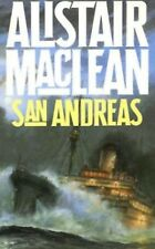 San Andreas - Alistair MacLean Audio Book MP 3 CD Unabridged 8 Hours