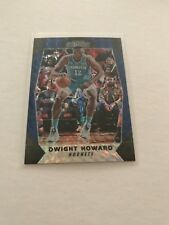 2017-18 PANINI PRIZM MOSAIC DWIGHT HOWARD BLUE PRIZM REFRACTOR CHARLOTTE HORNETS