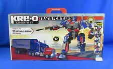KRE-O 30689 Transformers Optimus Prime 542 Pieces Hasbro Sealed in Box