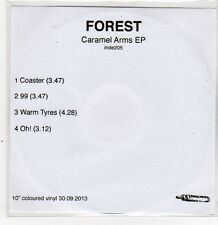 (ER357) Forest, Caramel Arms - 2013 DJ CD