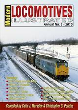 Modern Locomotives Illustrated: 2010: Annual No. 1 by Christopher G. Perkins, Co