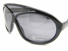 John Galliano Cool Unisex Sunglasses JG0032 01R Black New and Authentic
