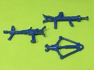 Teenage Mutant Ninja Turtles TMNT Ground Chuck Gun Rifle Gun Original Weapons
