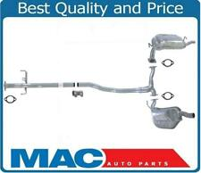 New Exhaust System For 2006-2007 Mazda 6 2.3L Turbo Middle Resornator & Mufflers