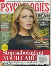 Psychologies Magazine UK Edition April 2019 Blake Lively