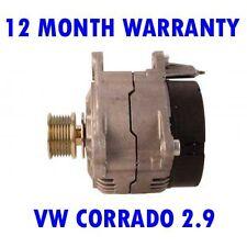VW CORRADO 2.9 COUPE 1991 1992 1993 1994 1995 RMFD ALTERNATOR