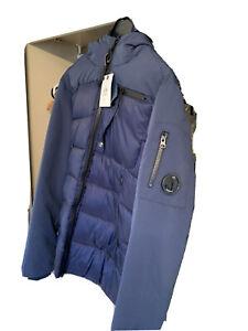 cp company bi mesh goggle jacket