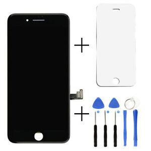 ORIGINAL iPhone 7 PLUS LCD Display inkl. Schutzfolie und Werkzeug Schwarz