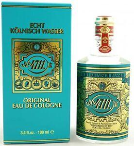 4711 Original Eau De Cologne 3.4oz  Splash New in Box