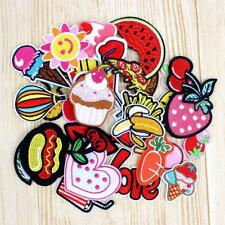 30pcs/lot Cute Fashion patches for Children lovely girls iron on patch