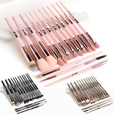 15 pcs/Set Professional Make Up Brushes Unicorn Blusher Face Powder Eyeshadow
