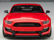 AUTOart Diecast Shelby Mustang GT 350R Lightening Race Red
