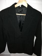 Veste tailleur noire femme t. 40