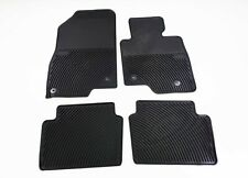 Rugged Rubber Floor Mats Tailored for Mazda 3 CX-5 CX-3 CX-7 CX-9 BT-50 OEM Shap