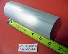"2"" ALUMINUM 6061 ROUND ROD 6"" long CUT NEW Lathe Solid Bar Stock 2.000"" T6511"