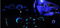 Mitsubishi Pajero NH NJ NK NL Full LED Light Conversion Kit - Dash Cluster, AC..