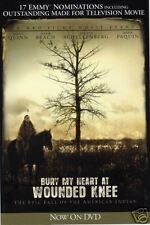 BURY MY HEART AT WOUNDED KNEE movie poster lobby card