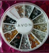 Avon nail gems new