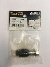 Align Trex 700 Nitro Pro HN7037T  Engine Gear Set