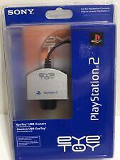 New Sony Playstation 2 SCEH-0004 PS2 Eye Toy USB Camera EyeToy Sealed