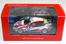 EBBRO 1/43 TOYOTA GAZOO Racing LEXUS RC #188 Nur 24h 2016 RCF RC F Dealer Box