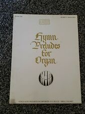 Hymn Preludes for Organ Intermediate Organ Volume 1 1976