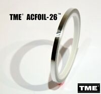Audio Sensing Foil Tape Open Reel 26 FT TME Real Aluminum Studio Grade™ New!