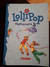 Lollipop Mathematik - Klasse 3 - Neuwertig