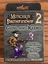Munchkin: Pathfinder 2 - Guns and Razzes